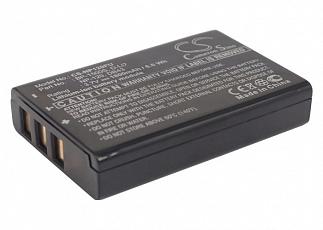 Аккумулятор для фотоаппарата FujiFilm D-Li7, DB-43, NP-120 3,7V 1800mAh код 051.90165